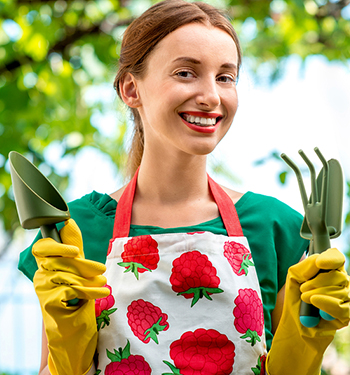 I am a home gardener and I share my best tips, these tips that have worked for myself and other people.